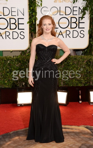 Jessica-Chastain-in-Givenchy-Bulgari