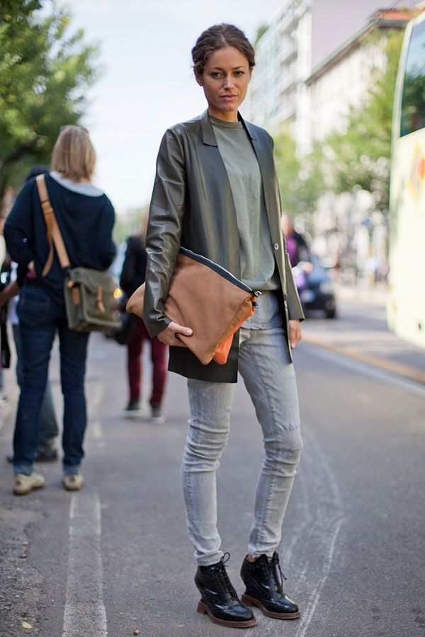 Street Style: Trendy Tomboy