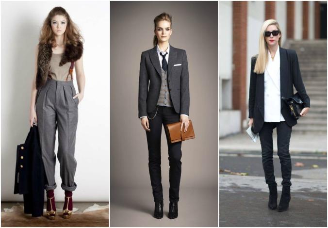 Menswear-Collage