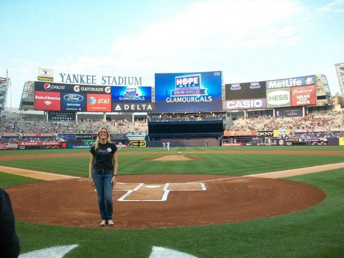 Recycled-Novelty-ImAGirlBoss-GIRLBOSS-Rachel-Doyle-by-Whitney-Leigh-Young-Yankee-Stadium