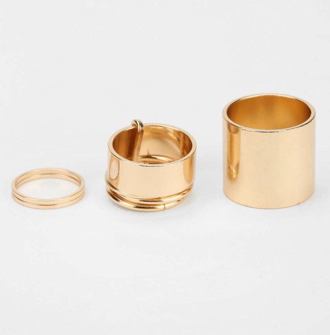 Recycled-Novelty-Style-Urban-Outfitters-Layer-Me-Ring-Set-by-Whitney-Leigh-Young