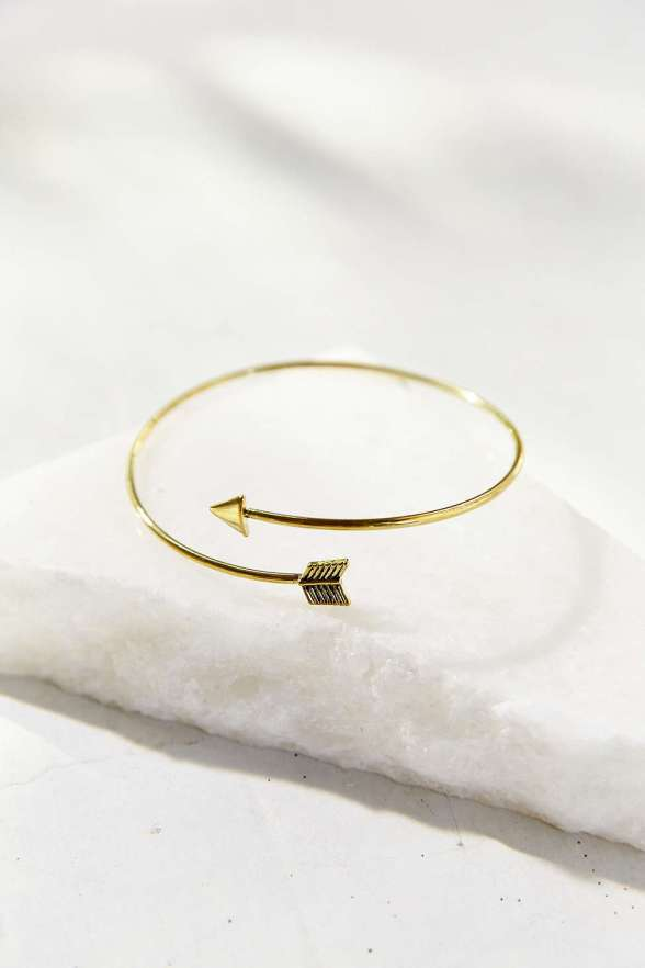Recycled-Novelty-Urban-Outfitters-Delicate-Arrow-Armband-by-Whitney-Leigh-Young