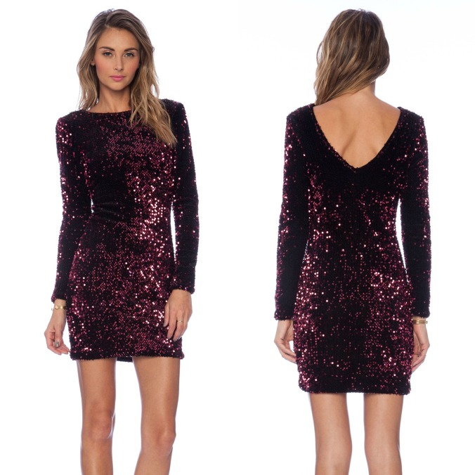 Recycled-Novelty-Valentine's-Day-Style-Sexy-and-Single-Motel-Discotheque-Dress