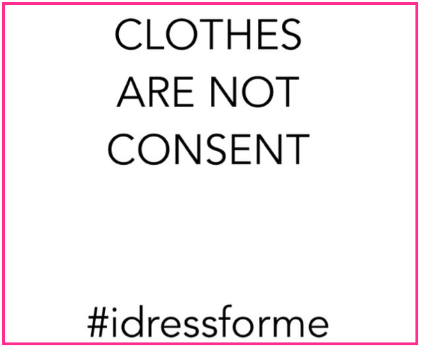 Recycled-Novelty-#IDressForMe-I-Dress-For-Me-Street-Harassment-Jessica-DeFino-by-Whitney-Leigh-Young-4